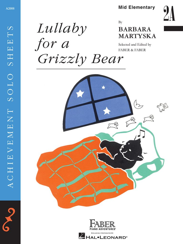 Lullaby for a Grizzly Bear