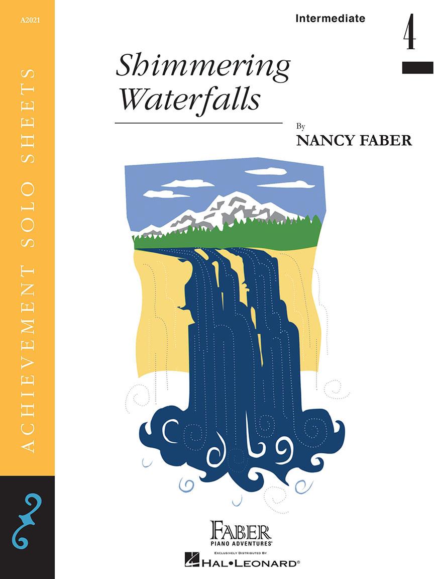 Shimmering Waterfalls