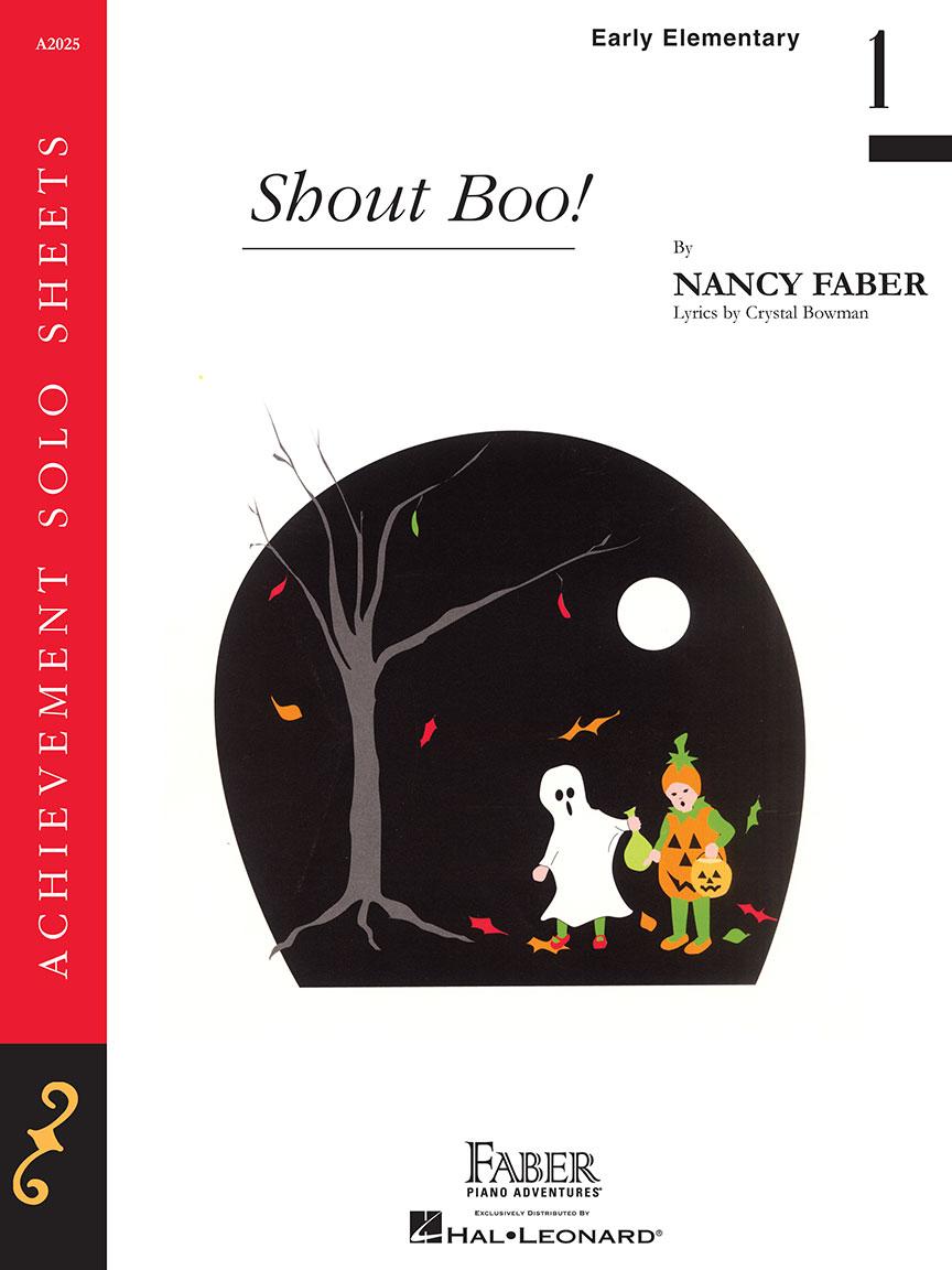 Shout Boo!