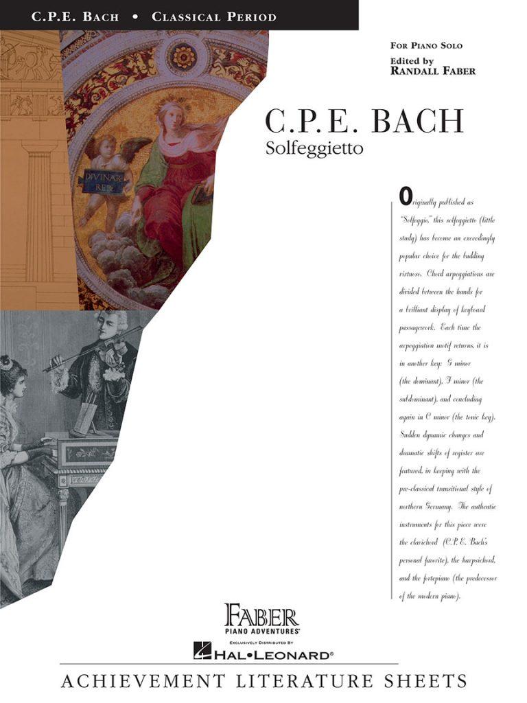 Bach, C.P.E. - Solfeggietto