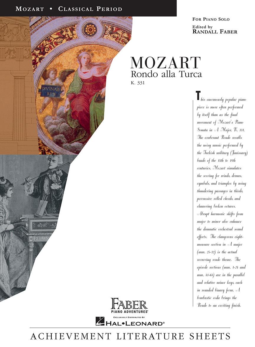 Mozart - Rondo alla Turca (K331)