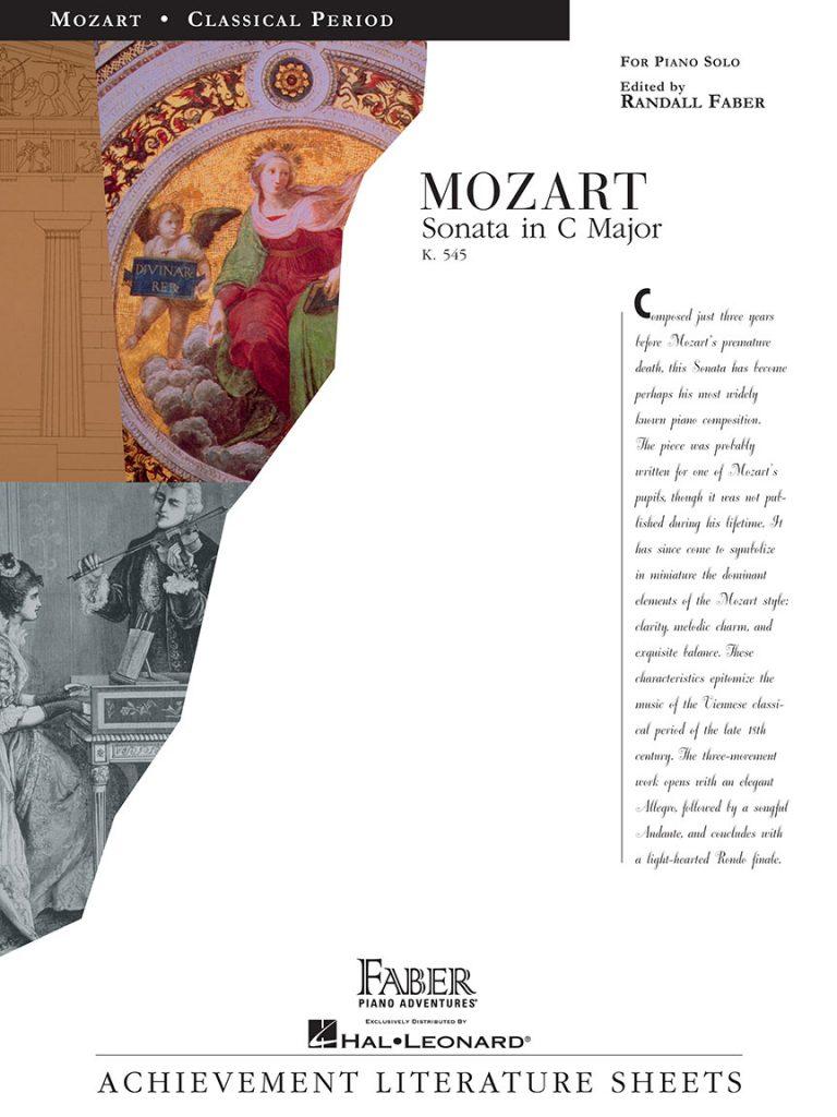 Mozart - Sonata in C Major (K545)