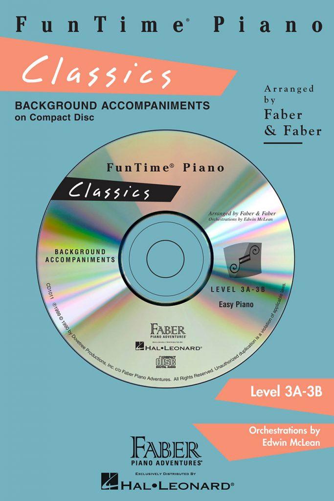 FunTime® Piano Classics CD
