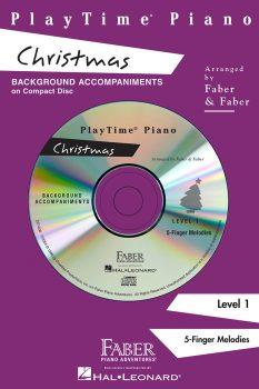 PlayTime®  Piano Christmas CD
