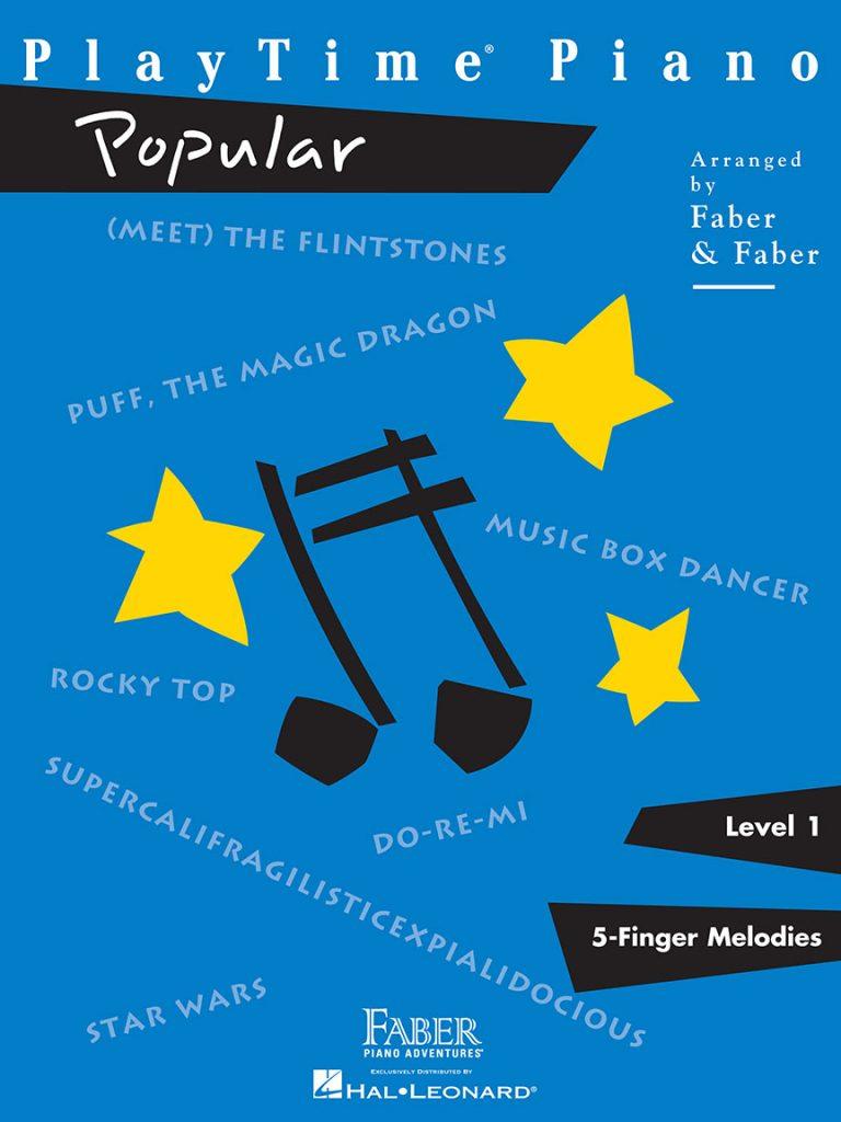 PlayTime® Piano Popular