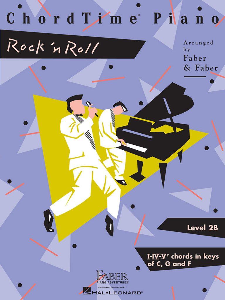 ChordTime® Piano Rock 'n' Roll