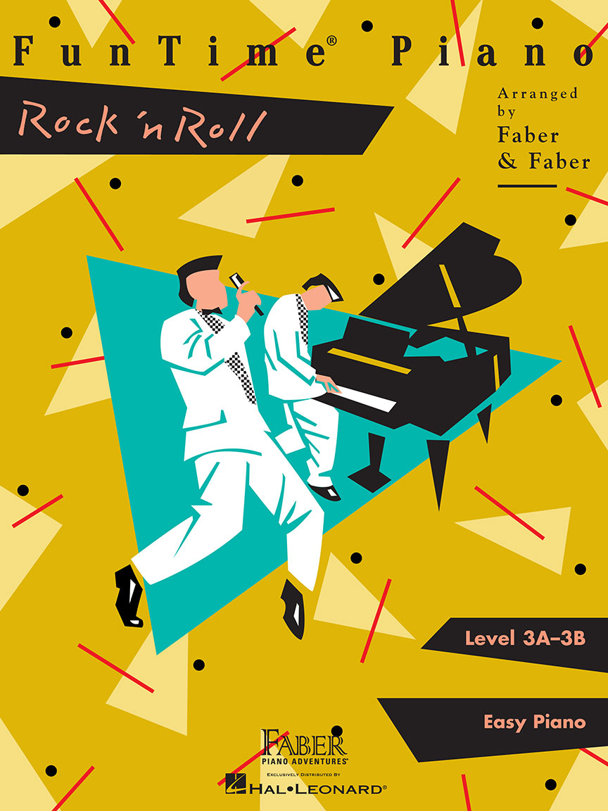 FunTime® Piano Rock 'n' Roll