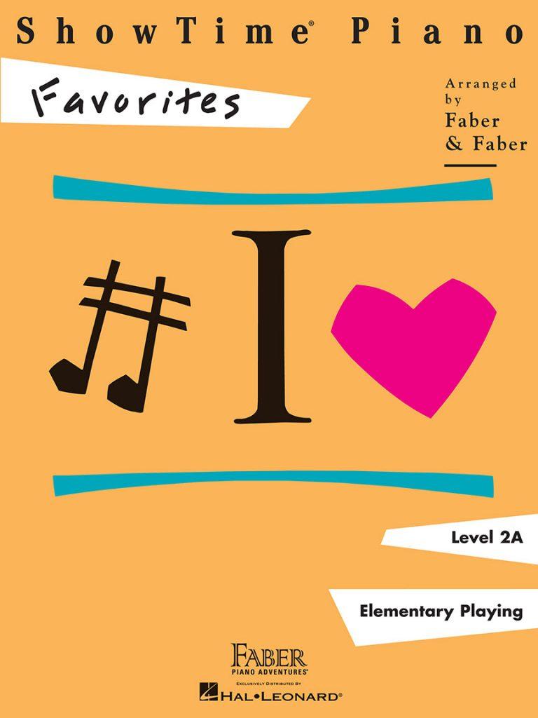 ShowTime® Piano Favorites