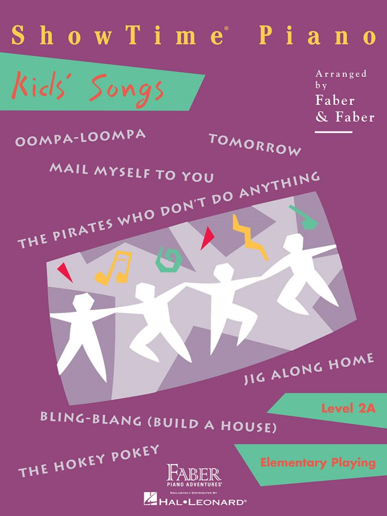 ShowTime® Piano Kids' Songs