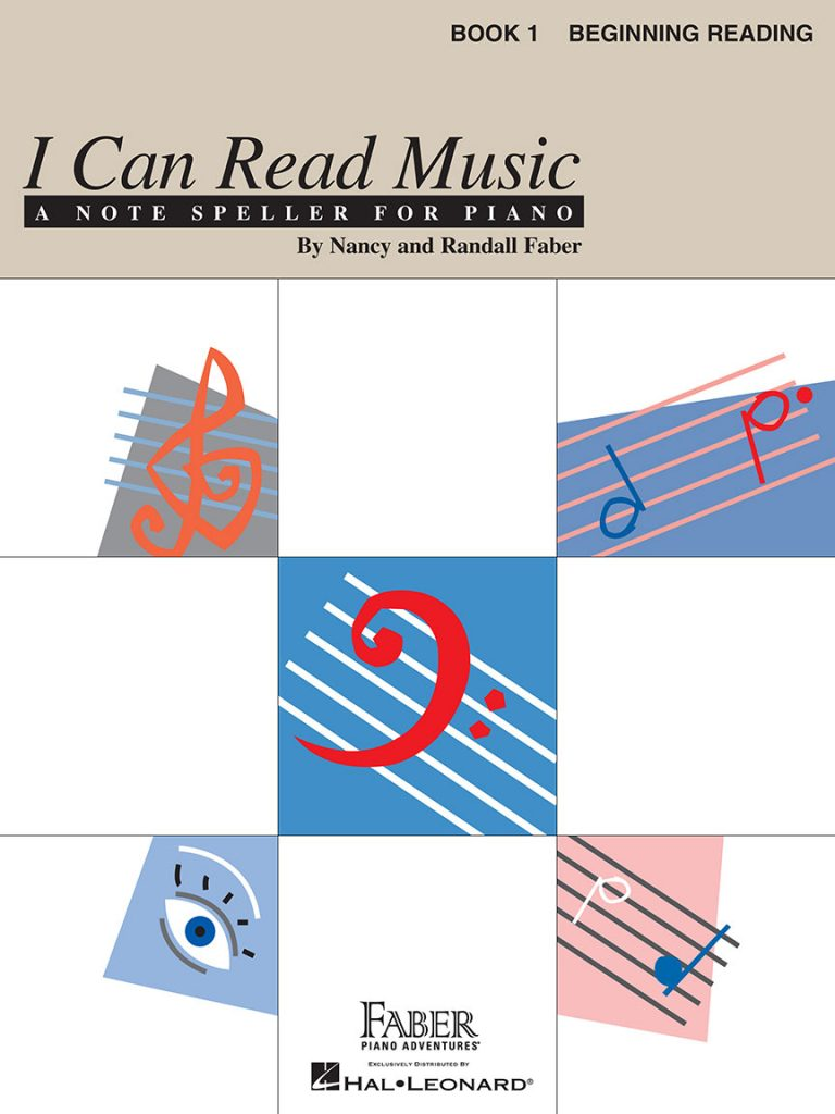 I Can Read Music Book 1