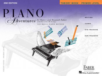 Piano Adventures® Primer Level Theory Book - 2nd Edition