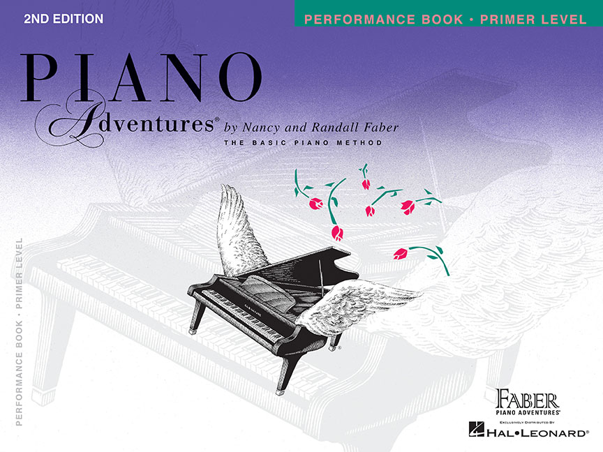 Piano Adventures® Primer Level Performance Book - 2nd Edition