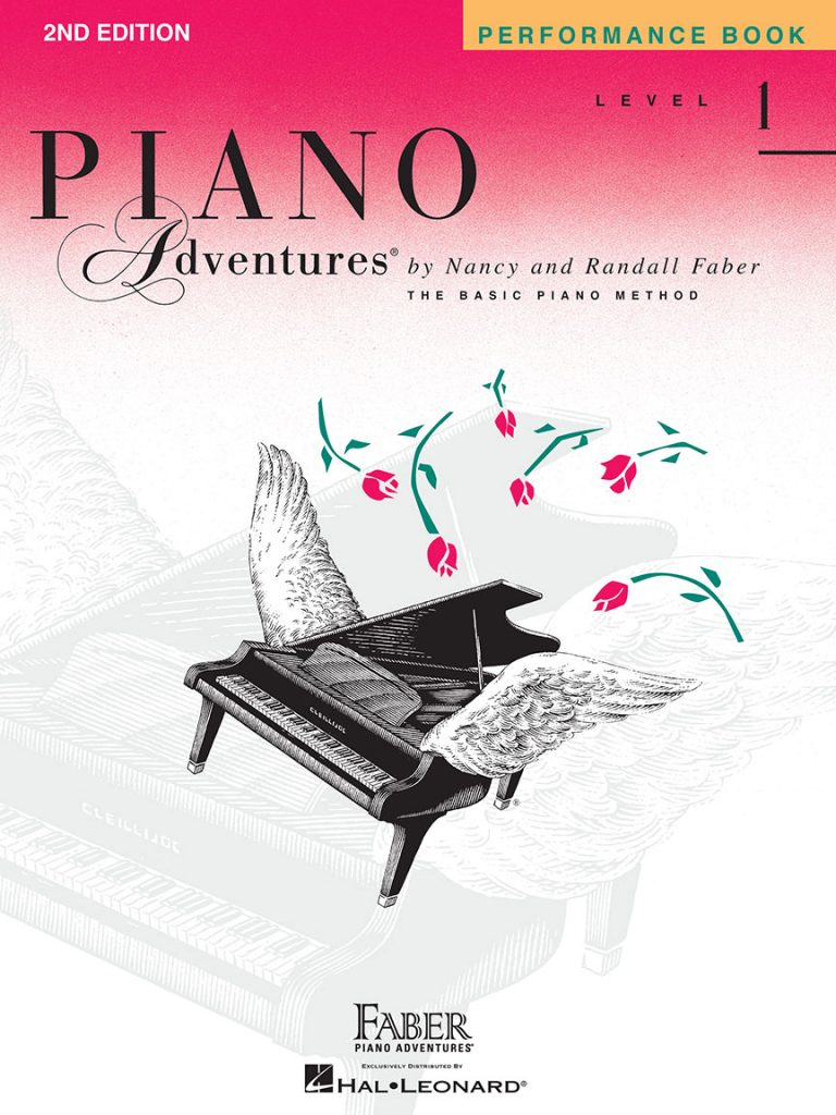 Piano Adventures® Level 1 Performance Book - 2nd Edition