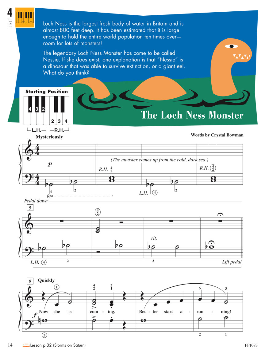 Piano Adventures 174 Level 2a Performance Book 2nd Edition