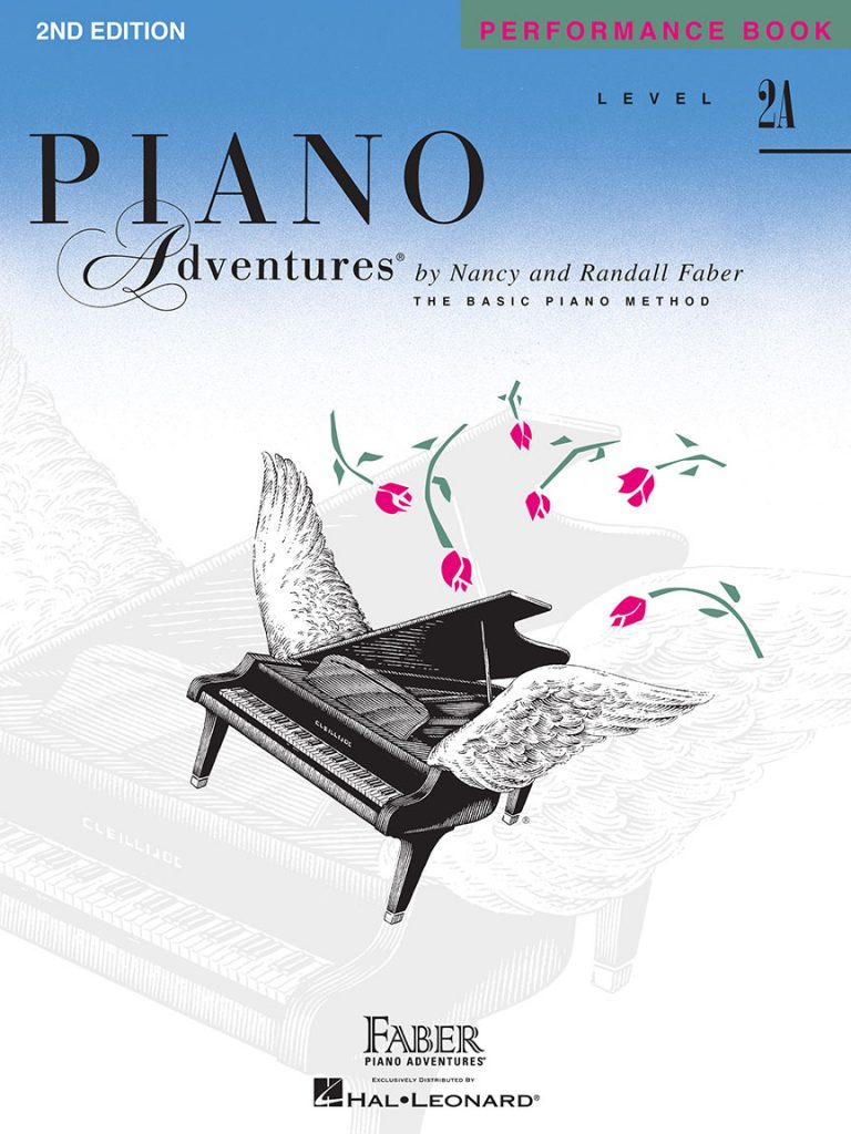 Piano Adventures® Level 2A Performance Book - 2nd Edition