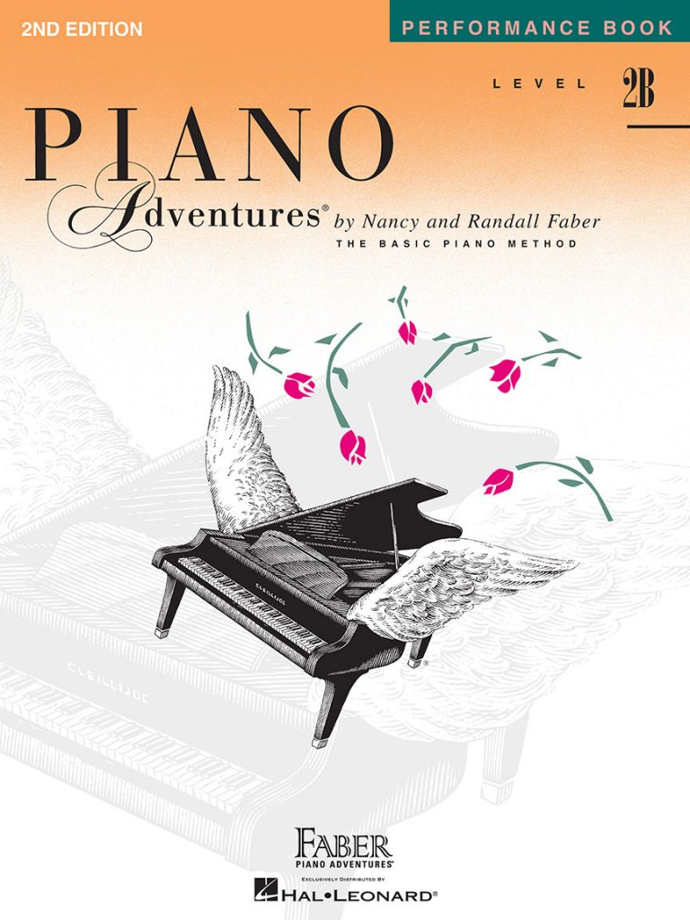Piano Adventures® Level 2B Performance Book - 2nd Edition