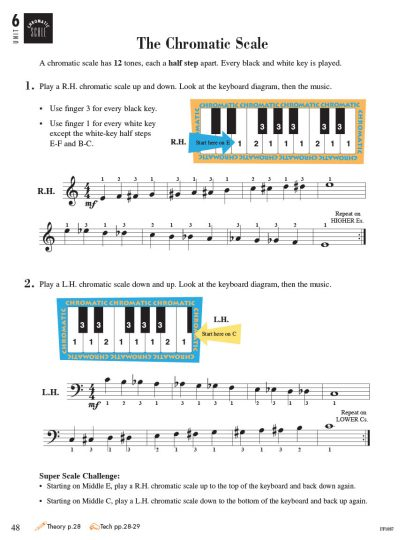 Piano Adventures 174 Level 3a Lesson Book 2nd Edition