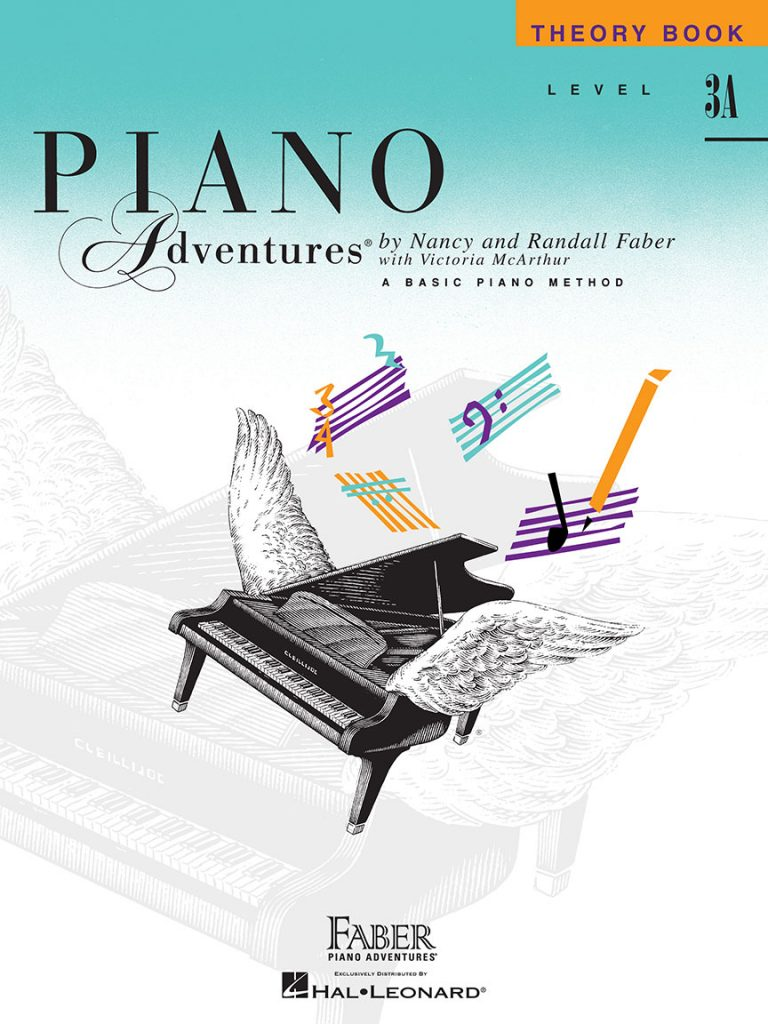 Piano Adventures® Level 3A Theory Book - 2nd Edition