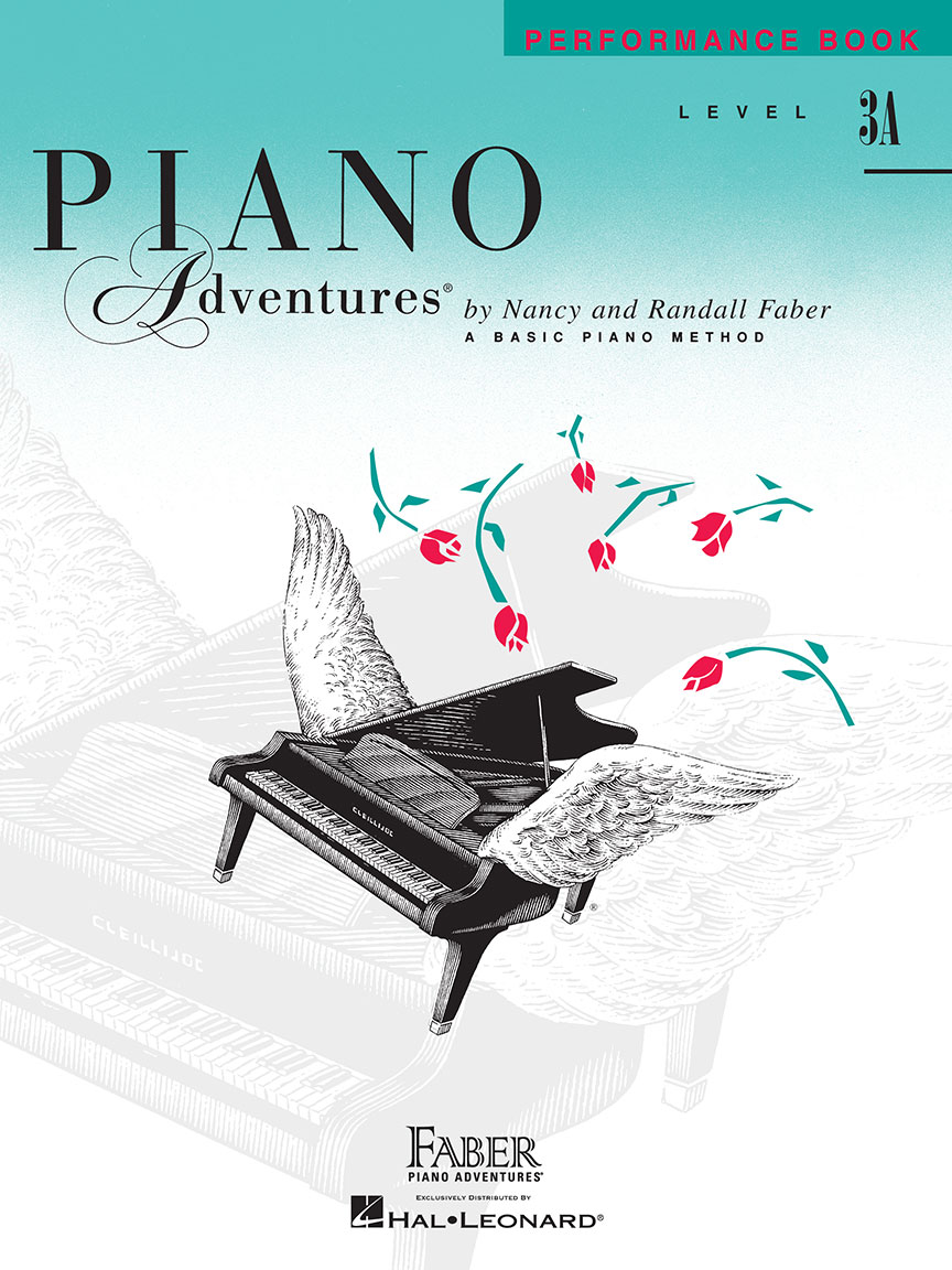 Piano Adventures® Level 3A Performance Book - 2nd Edition