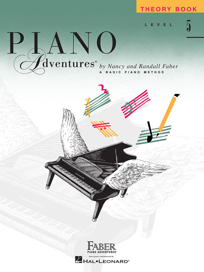 Piano Adventures® Level 5 Theory Book