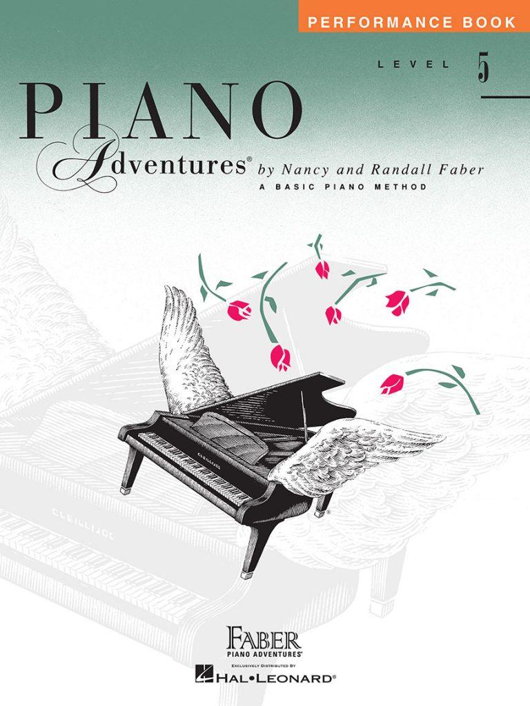 Piano Adventures® Level 5 Performance Book