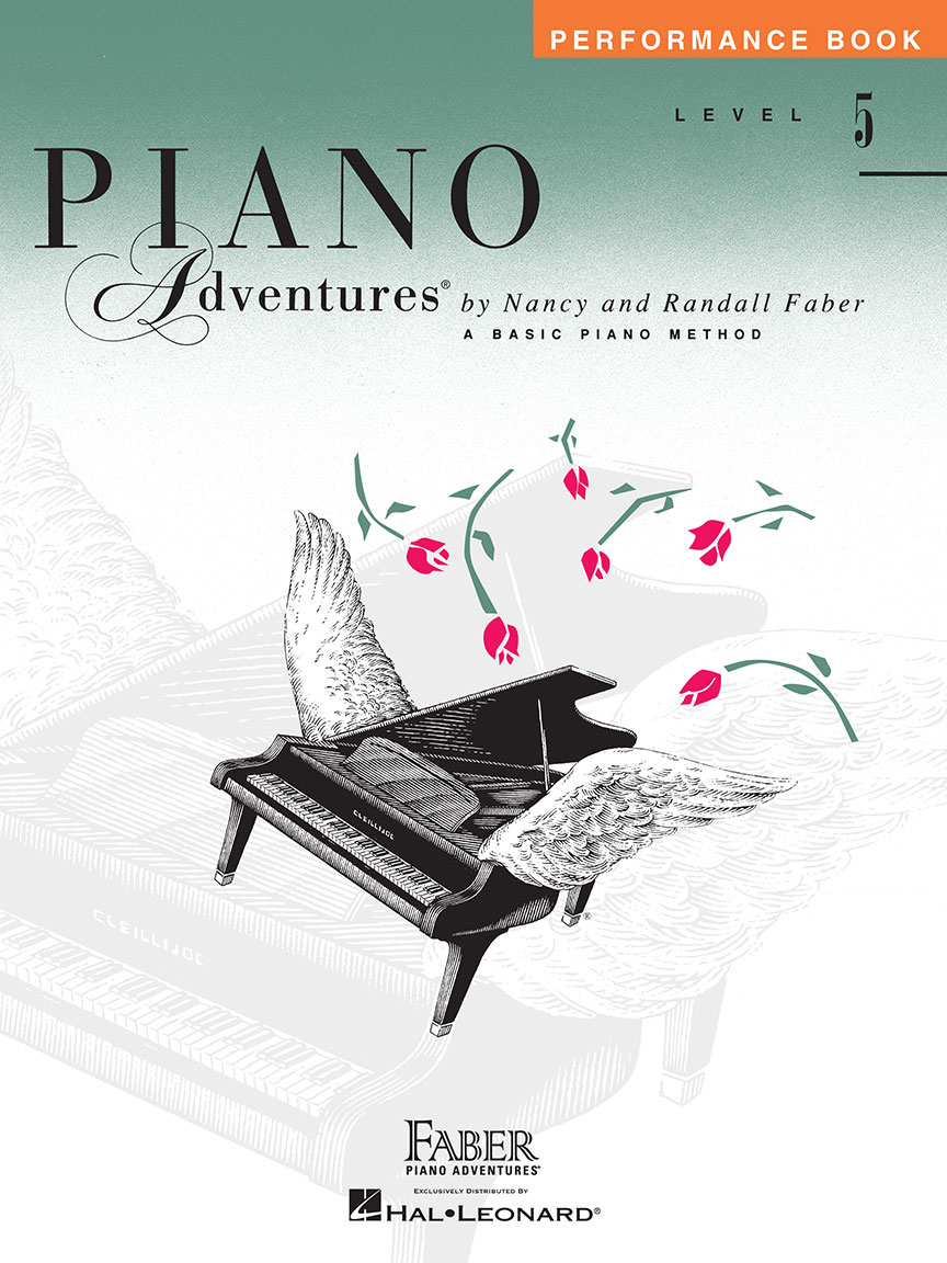 Piano Adventures® Level 5 Performance Book