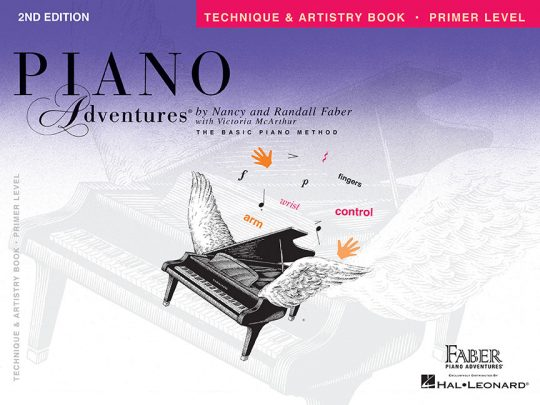 Piano Adventures® Primer Level Technique & Artistry Book - 2nd Edition