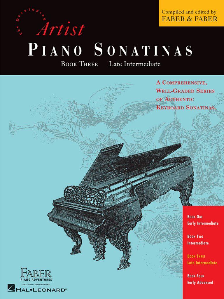 Piano Sonatinas Book 3
