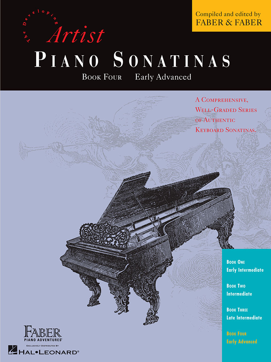 Piano Sonatinas Book 4