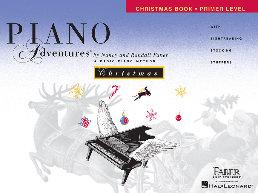 Piano Adventures® Primer Level Christmas Book