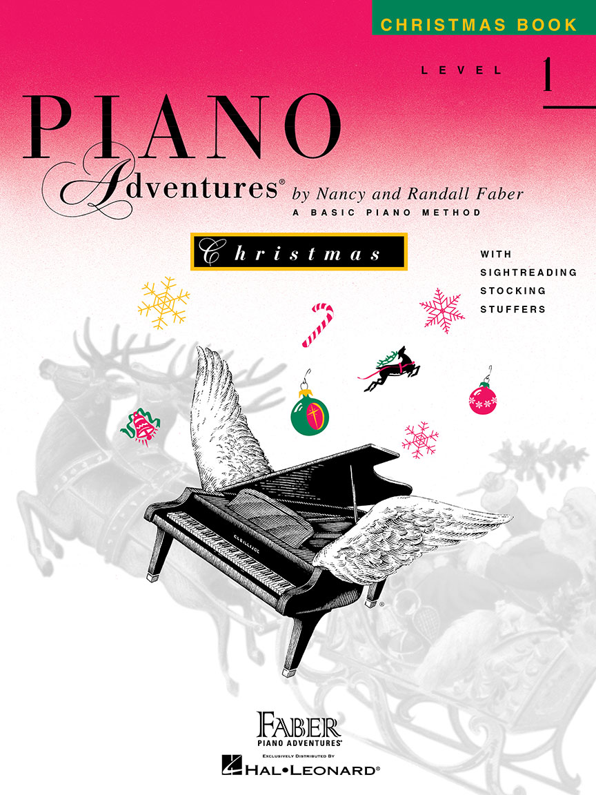 Piano Adventures® Level 1 Christmas Book