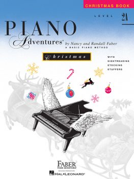 Piano Adventures® Level 2A Christmas Book