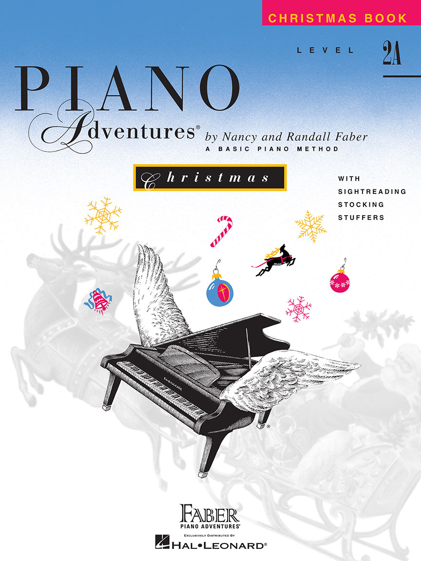 Piano Adventures® Level 2A Christmas Book