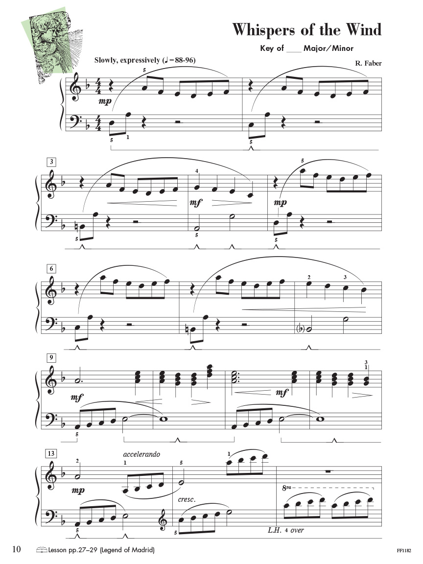 Piano Adventures 174 Level 3b Performance Book 2nd Edition