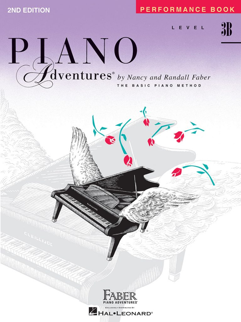 Piano Adventures® Level 3B Performance Book - 2nd Edition