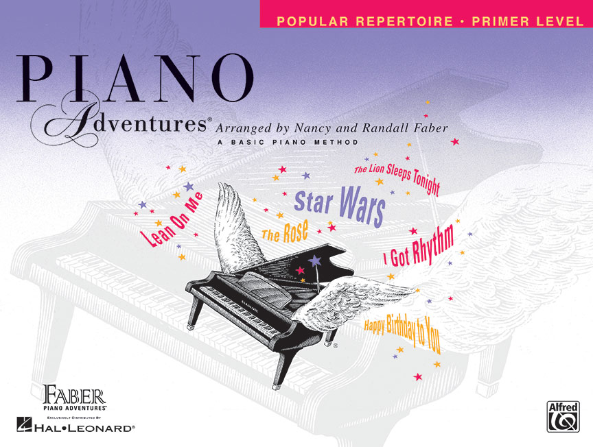 Piano Adventures® Primer Level Popular Repertoire