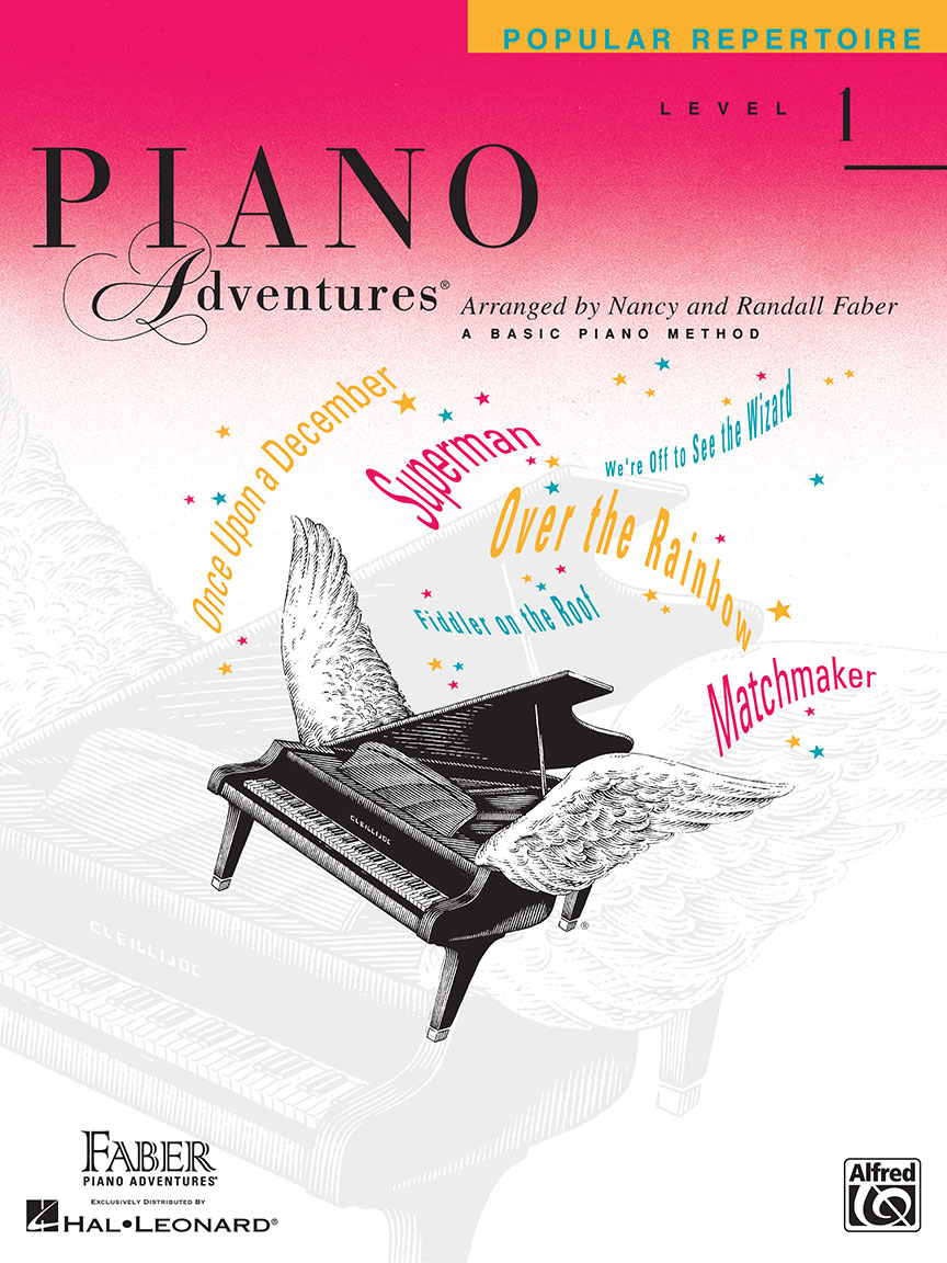 Piano Adventures® Level 1 Popular Repertoire