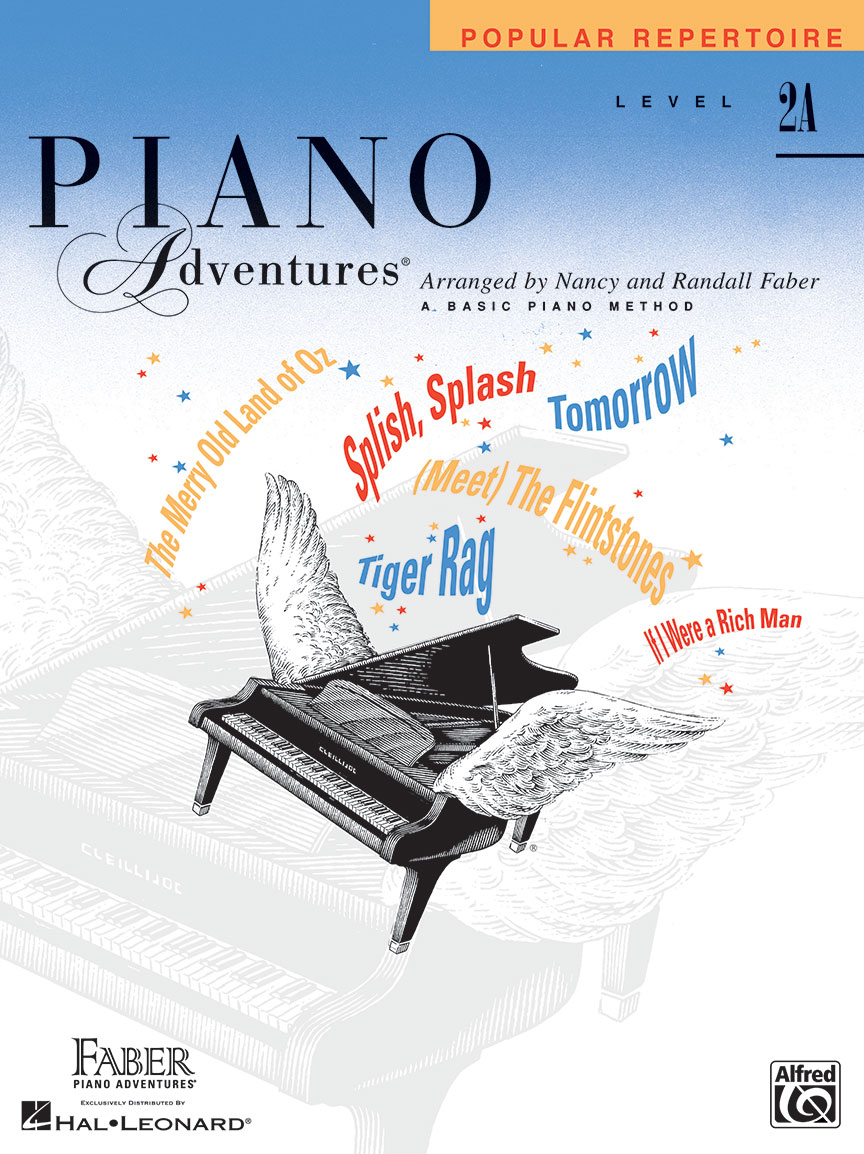 Piano Adventures® Level 2A Popular Repertoire