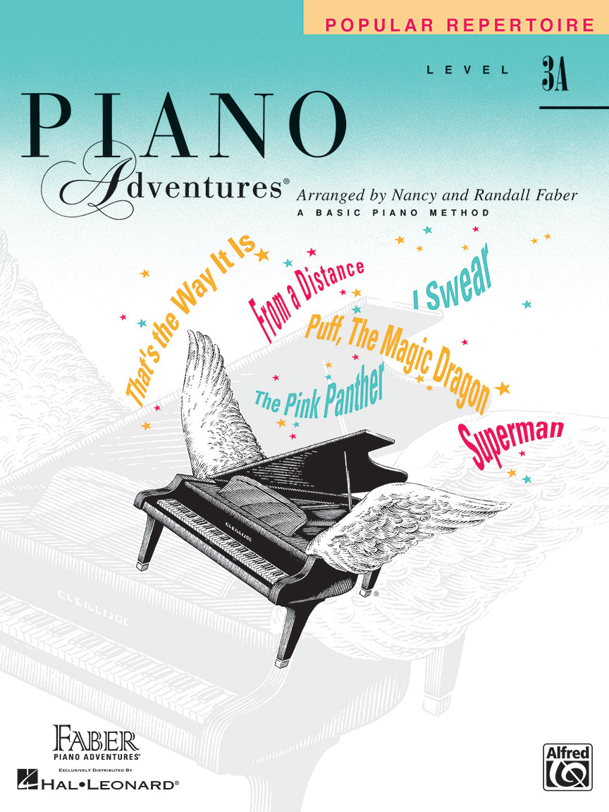Piano Adventures® Level 3A Popular Repertoire