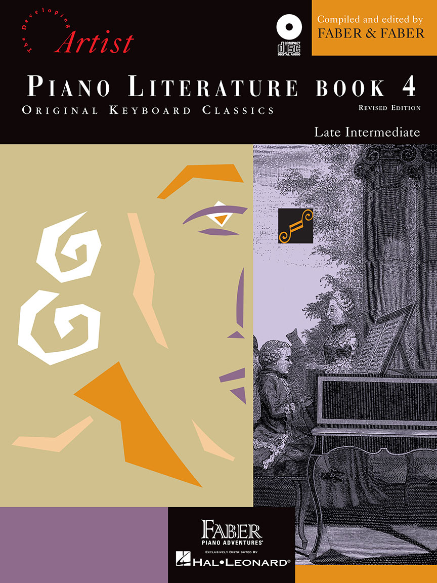 Piano Literature Book 4