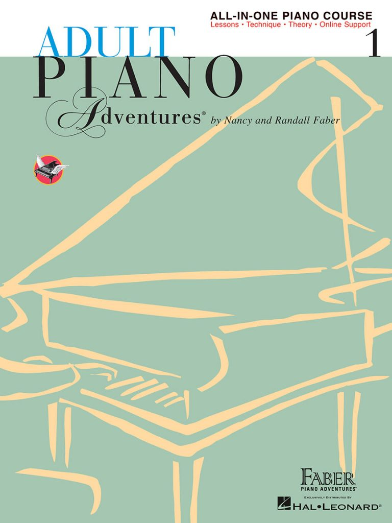 Adult Piano Adventures® All-in-One Lesson Book 1