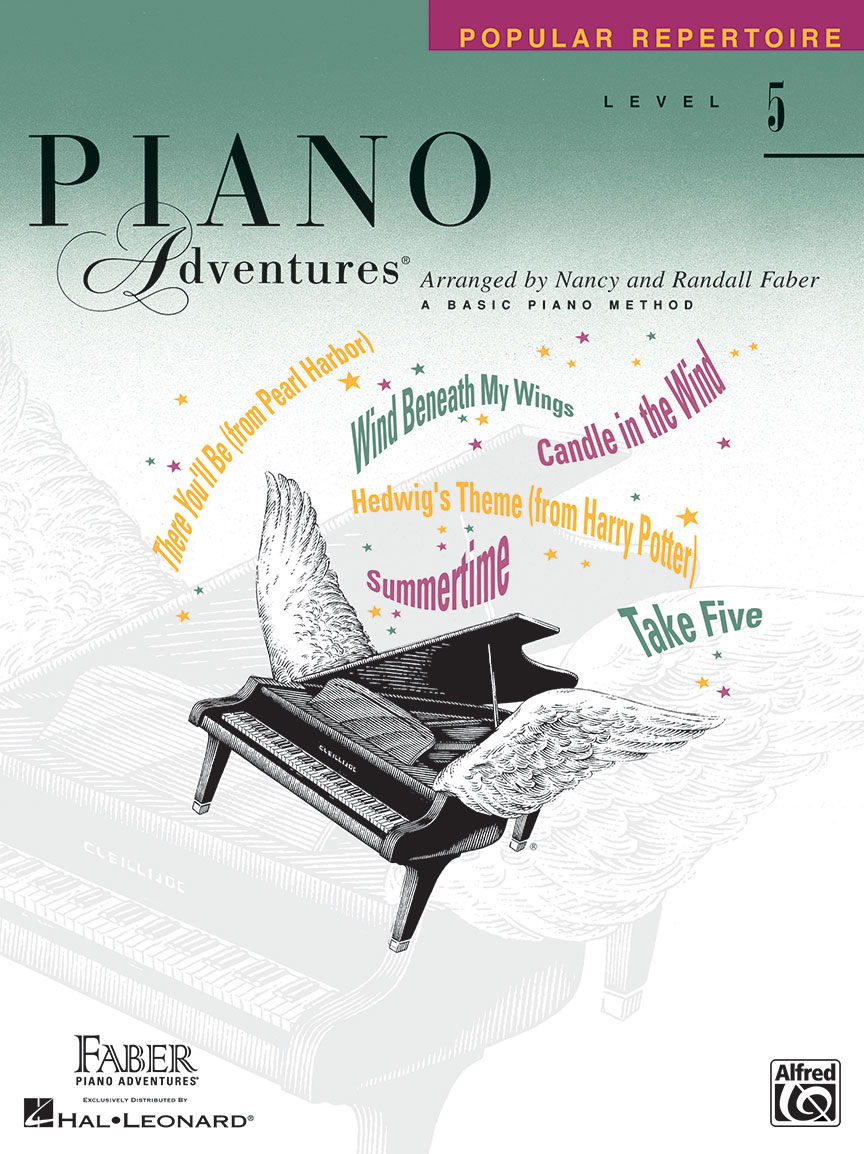 Piano Adventures® Level 5 Popular Repertoire