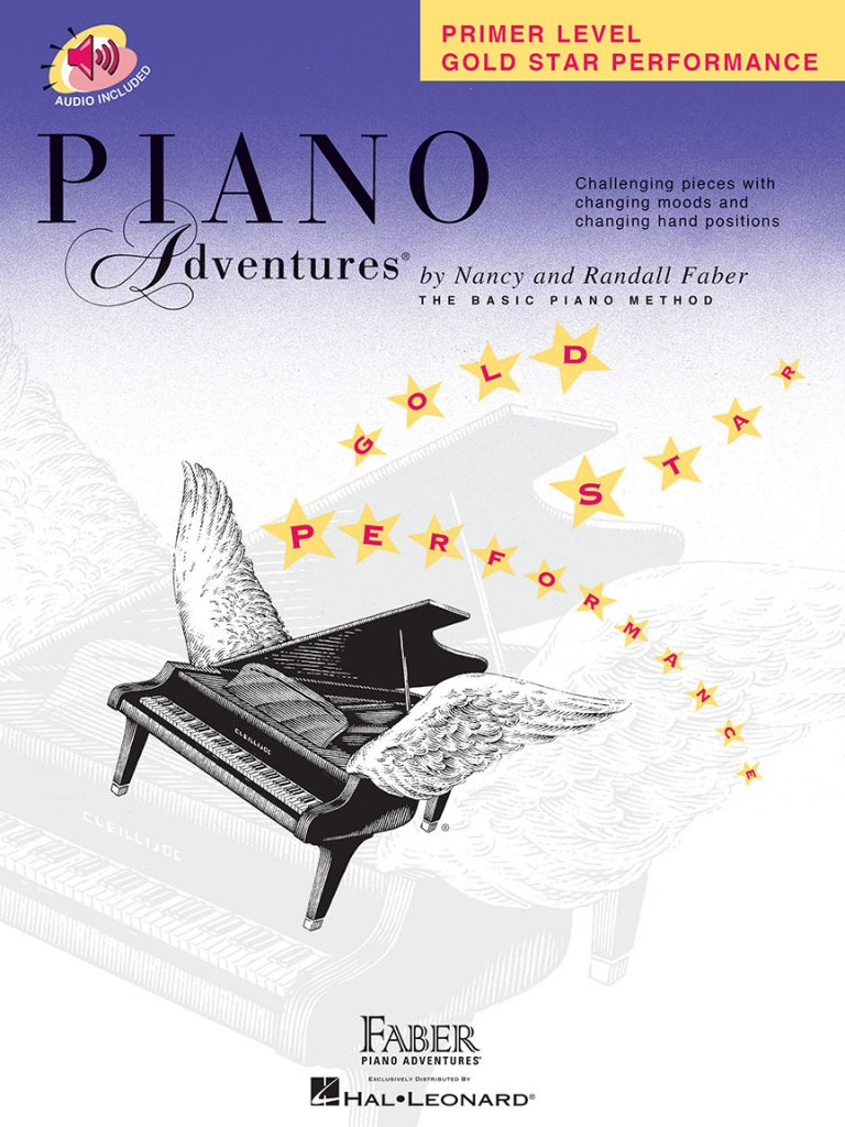Piano Adventures® Primer Level Gold Star Performance with CD