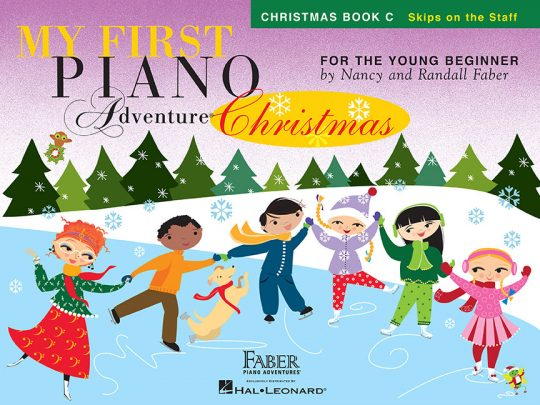 My First Piano Adventure® Christmas Book C