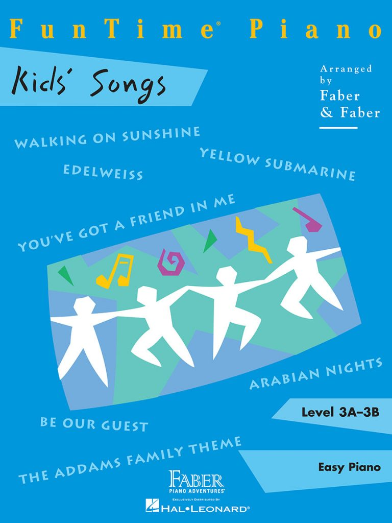 FunTime® Piano Kids' Songs