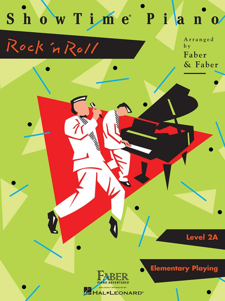 ShowTime® Piano Rock 'n Roll