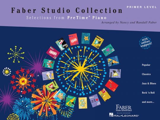 PreTime® Piano Faber Studio Collection