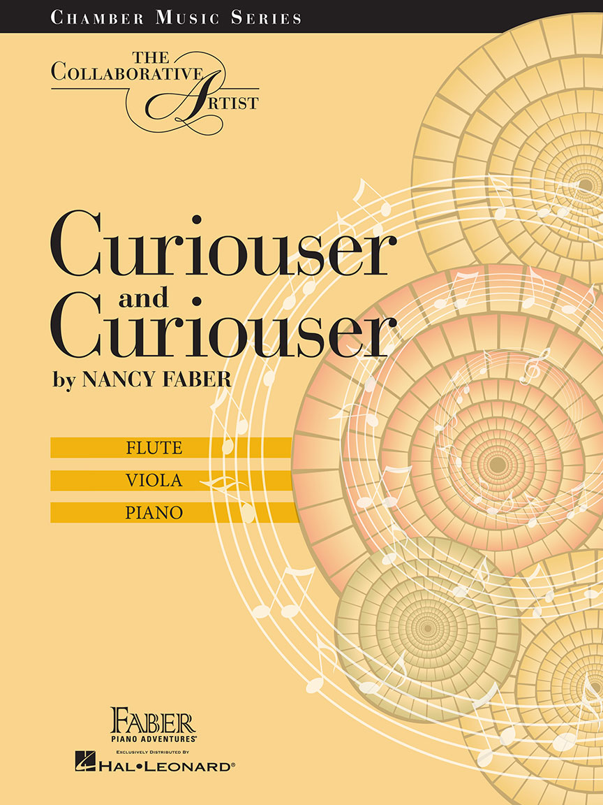 Curiouser and Curiouser (Flute, Viola, Piano)