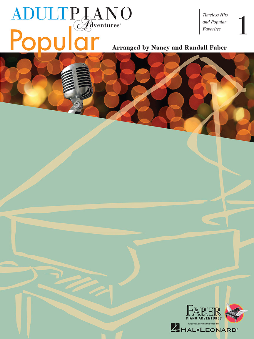 Adult Piano Adventures Book