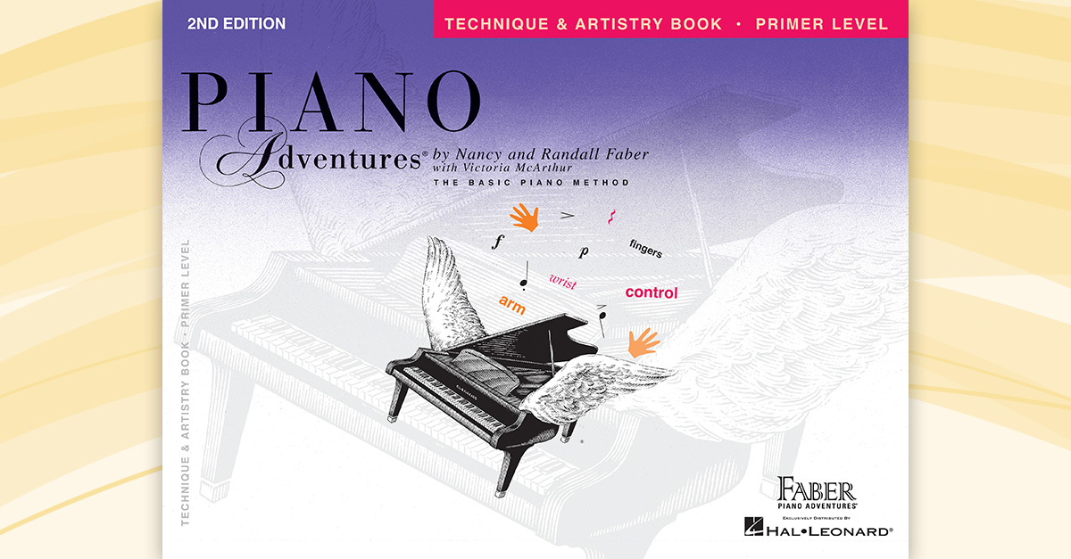 Piano Adventures® Primer Level Technique & Artistry Book